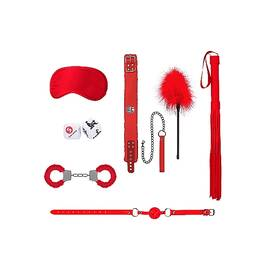 introductory bondage kit #6 red