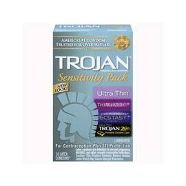 trojan sensitivity 10 pack