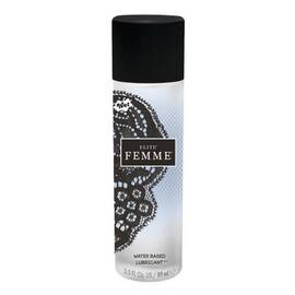 wet elite femme water based 3 oz