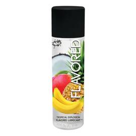 wet flavored tropical explosion 3 oz
