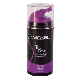 wicked toy love gel 3.3 oz