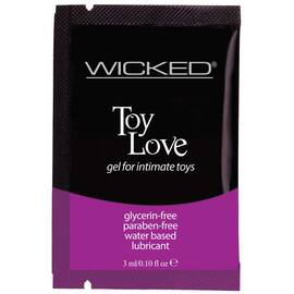 wicked toy love foil pack (5 per customer)