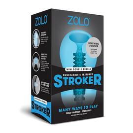 zolo mini stroker blue