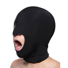 master series blow hole open mouth hood (out beg apr)